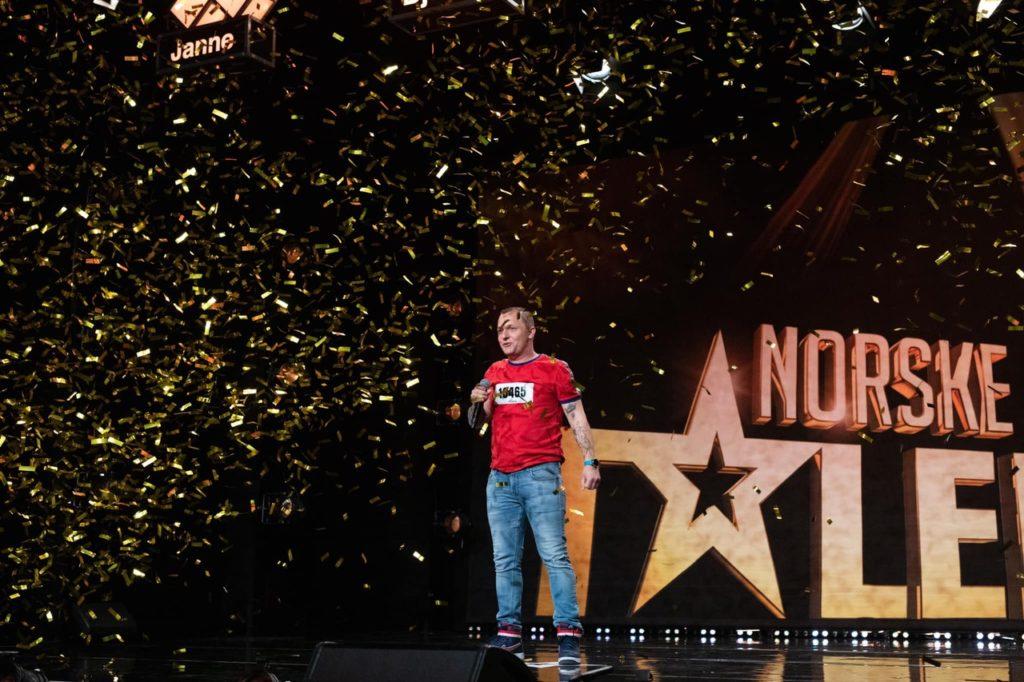 Złoty chłopak w norweskim Mam Talent Wataha info